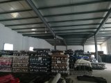 Tela de algodón del precio de fábrica de la materia textil Instock