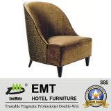 Hôtel confortable mobilier chaise de salle à manger (EMT-HC88)