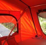 도로 야영 차량 판매를 위한 연약한 지붕 상단 천막 떨어져 육로로 차 옥상 천막