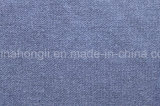 Tela do inverno, tela da camada dobro T/R, 87%Polyester 11%Rayon 2%Spandex, 490GSM