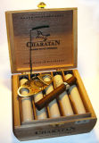 Caja de cigarro de madera (AS-29)