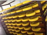 Rotelle solide della riga della barra dell'unità di elaborazione della gomma del carrello dell'unità di elaborazione 350-8