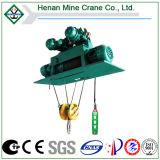 Élévateur électrique de construction de câble métallique de qualité