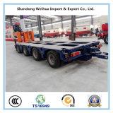 180t Hydraulic Modular Semi-remolque para servicio pesado y transporte especial