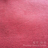 3 strati della pelle scamosciata del tessuto composto del cuoio per i coperchi del sofà