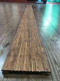 Revestimento ao ar livre de bambu do jardim da forma