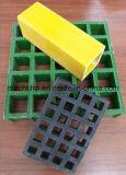 Grille en fibre de verre moulée avec anti-UV / anti-feu