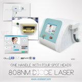 L'allemand 808nm Diode Laser de l'Epilation Permanente la machine