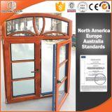 China Prehung de qualidade superior da janela arqueado com barras Colonial