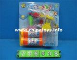 regalo de promoción Electric juguetes de plástico burbuja Bo pistola (716938)
