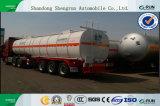 Migliore rimorchio di vendita del camion di autocisterna della lega di alluminio del petrolio greggio in Africa