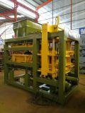 Machine de fabrication de brique automatique de /Clay de bloc concret du quart 4-25 chaud de vente