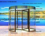 Klantgerichte Automatische Draaiende Deur met Luxueuze Decoratie