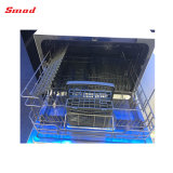 6-15 steuern Sets Gebrauchelektronische automatische Countertop-Spülmaschine automatisch an