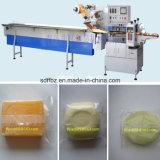 Máquina de embalagem horizontal do fluxo do sabão automático cheio do preço de fábrica de China