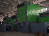 Caldeira térmica despedida biomassa do petróleo