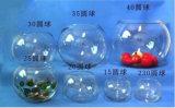 Cilindro tubular de vidro