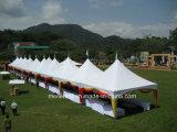 20X20feet de witte Waterdichte Pergola van de Tent van het Strand van de Vrije tijd voor Verkoop