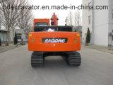 保定の構築機械装置の油圧クローラー掘削機14.2ton