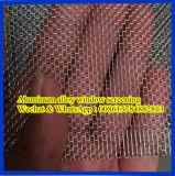 Schermo ricoprente dell'insetto della selezione della lega di alluminio della resina di Expoxy/schermo della zanzara