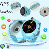 Горячая продажа детей GPS Tracker посмотреть с помощью фонарика (D14)
