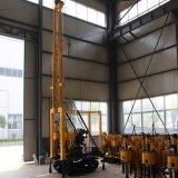크롤러 유형 휴대용 우물 드릴링 리그 (HF130L)