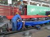 Tubo d'acciaio verniciato rosso di ASTM A53 con i certificati di FM/UL