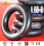 Tube en caoutchouc normal 4.00-8 de trois-roues du tube de tricycle de chambre à air de Tuk Tuk de pneu de tricycle