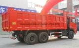 Dongfeng 20t 6X4 쓰레기꾼 20tons 팁 주는 사람 340HP 덤프 트럭