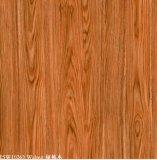 Aço pre pintado da grão de madeira (noz)