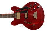 Es335 spigola elettrica delle stringhe di stile 4/chitarra bassa (Afanti ES-335B)