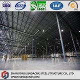 Мастерская стальной структуры Peb большой пяди