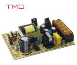 A C.A. 110V-220V a C.C. 12V 5A 60W universal regulou o transformador da fonte de alimentação do interruptor para luzes de tira do diodo emissor de luz