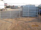 Легко установите загородку поголовья, панель металла