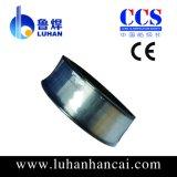 Alto alambre inoxidable de depósito 316L de la soldadura al acero de la eficacia