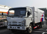 Новый дизайн Isuzu 4X2 8 МУП дорога Швабра 8 тонн Стрит Чистка погрузчика
