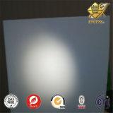 Belüftung-weißes steifes Blatt für Lampenschirm-Deckel