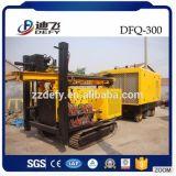 300m Dfq-300 Gleiskette eingehangene Borewell Bohrmaschine mit DTH Bit