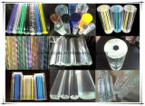 Genres de type de Rod acrylique, barre de PMMA