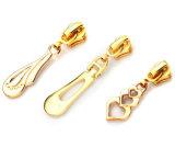 Zipper Puller for Bag Shoe Vestuário Vestuário Metal Puller Zipper Pull