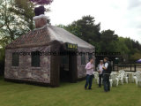 党およびイベントの携帯用膨脹可能な小屋のための巨大で膨脹可能な棒テント