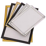 24X36 Silver Gold Black Picture Frames for Wall