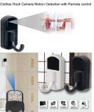 Câmera de gancho de banheiro com controle remoto sem fio 2.4G