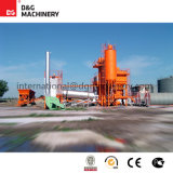 100-123 planta caliente del asfalto de la mezcla de la t/h para la venta