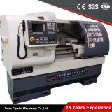 Heißer Verkaufs-flaches Bett-Typ CNC-Drehbank Ck6136A