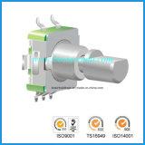 11mm Rotary encoder planas utilizadas en Audio Sistema de Ajuste de Volumen