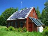 가정 태양계를 위한 격자 홈 태양 에너지 시스템 떨어져 태양 2kw