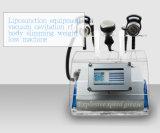 5 en 1 carrocería del rejuvenecimiento de la piel de la radiofrecuencia de Mutipolar RF de la cavitación del ultrasonido 40k bio que adelgaza la máquina de la belleza de la pérdida de peso