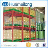 Metallo mobile della Cina che impila la cremagliera del pallet per il magazzino