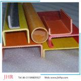 Vast lichaam 75mm Profielen FRP de Met hoge weerstand van de Straal \ van de Steun van de Glasvezel op Verkoop
